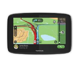 "TomTom GO Essential 6"" Europe, Wi-Fi, LIFETIME mapy"