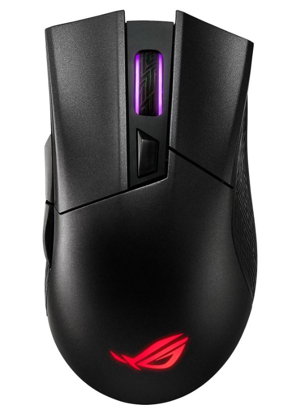 ASUS myš ROG GLADIUS II WIRELESS