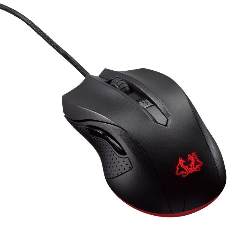 ASUS Cerberus black gaming Mouse