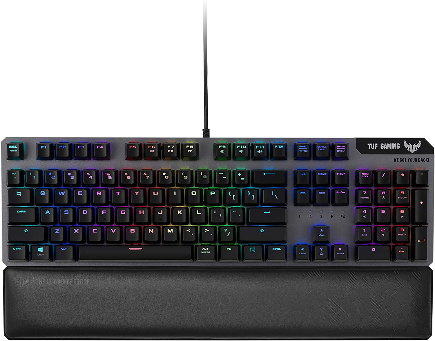 ASUS RA03 TUF GAMING K7 (US layout, optical)