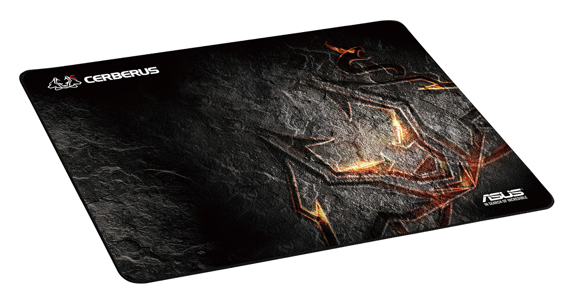 ASUS Cerberus black gaming pad