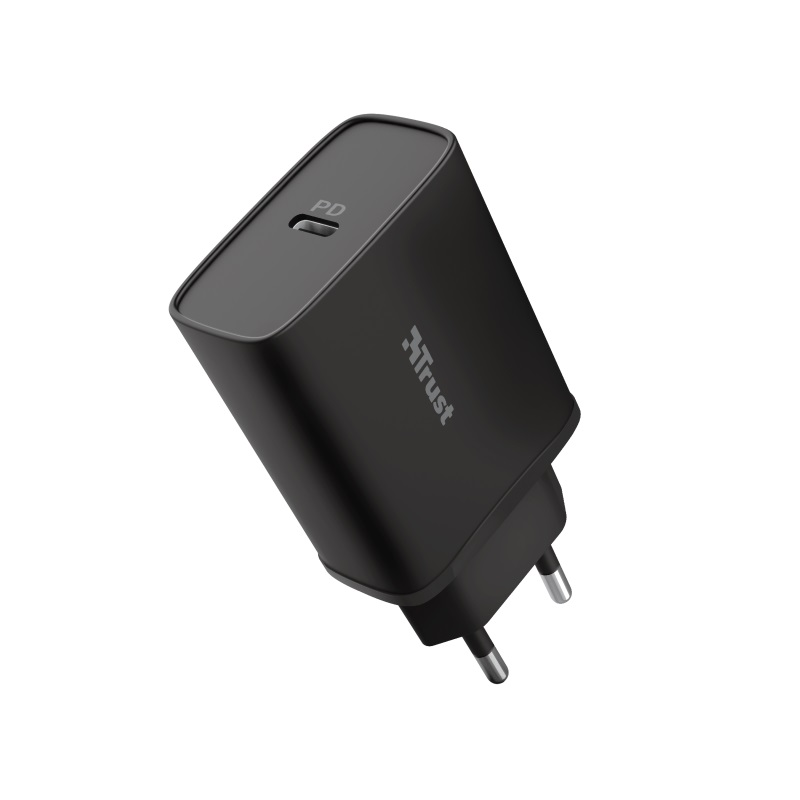 TRUST QMAX USB-C WALL CHARGER PD 18W