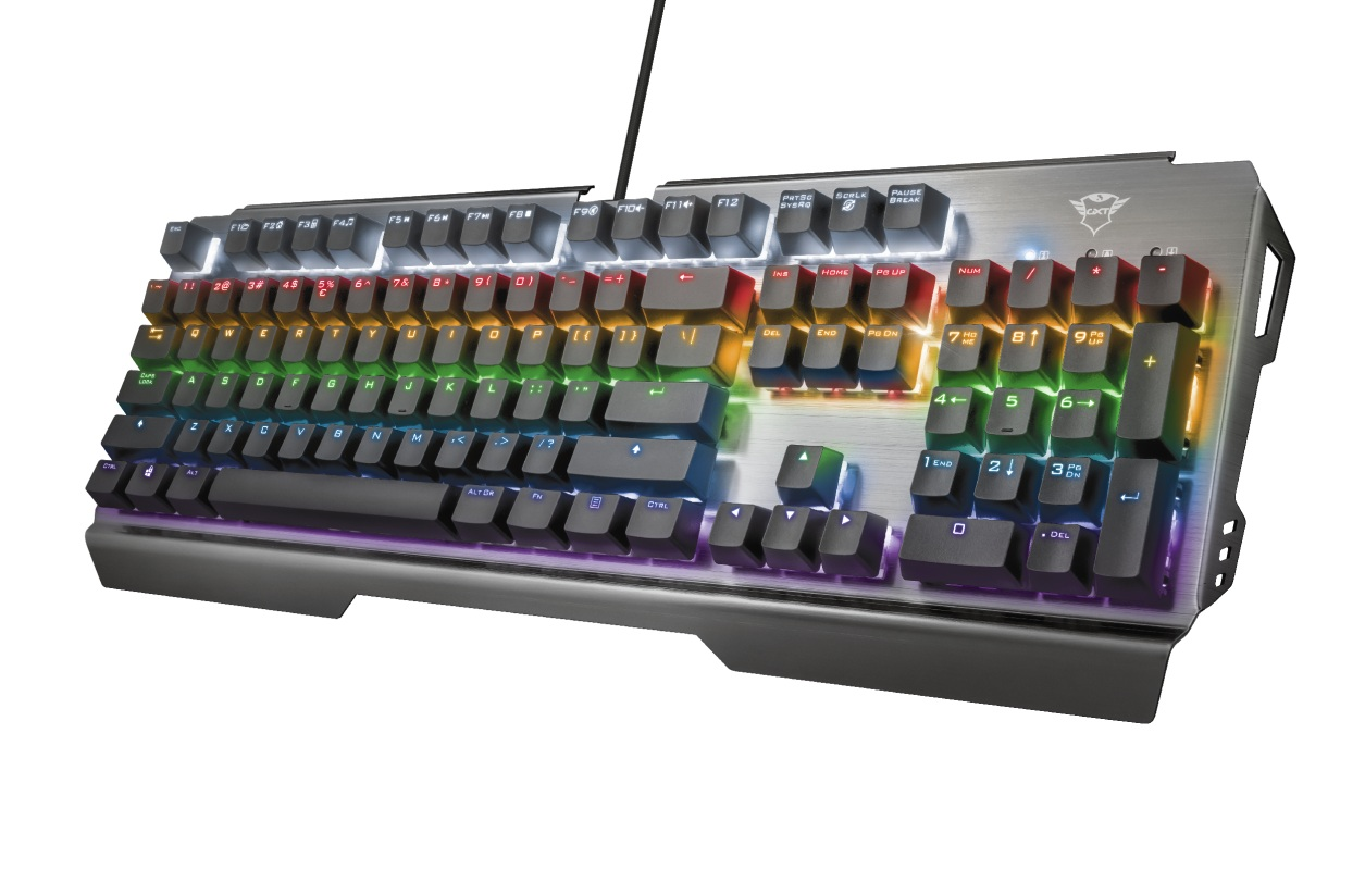 TRUST GXT 877 Scarr Mechanical Gaming Keyboard