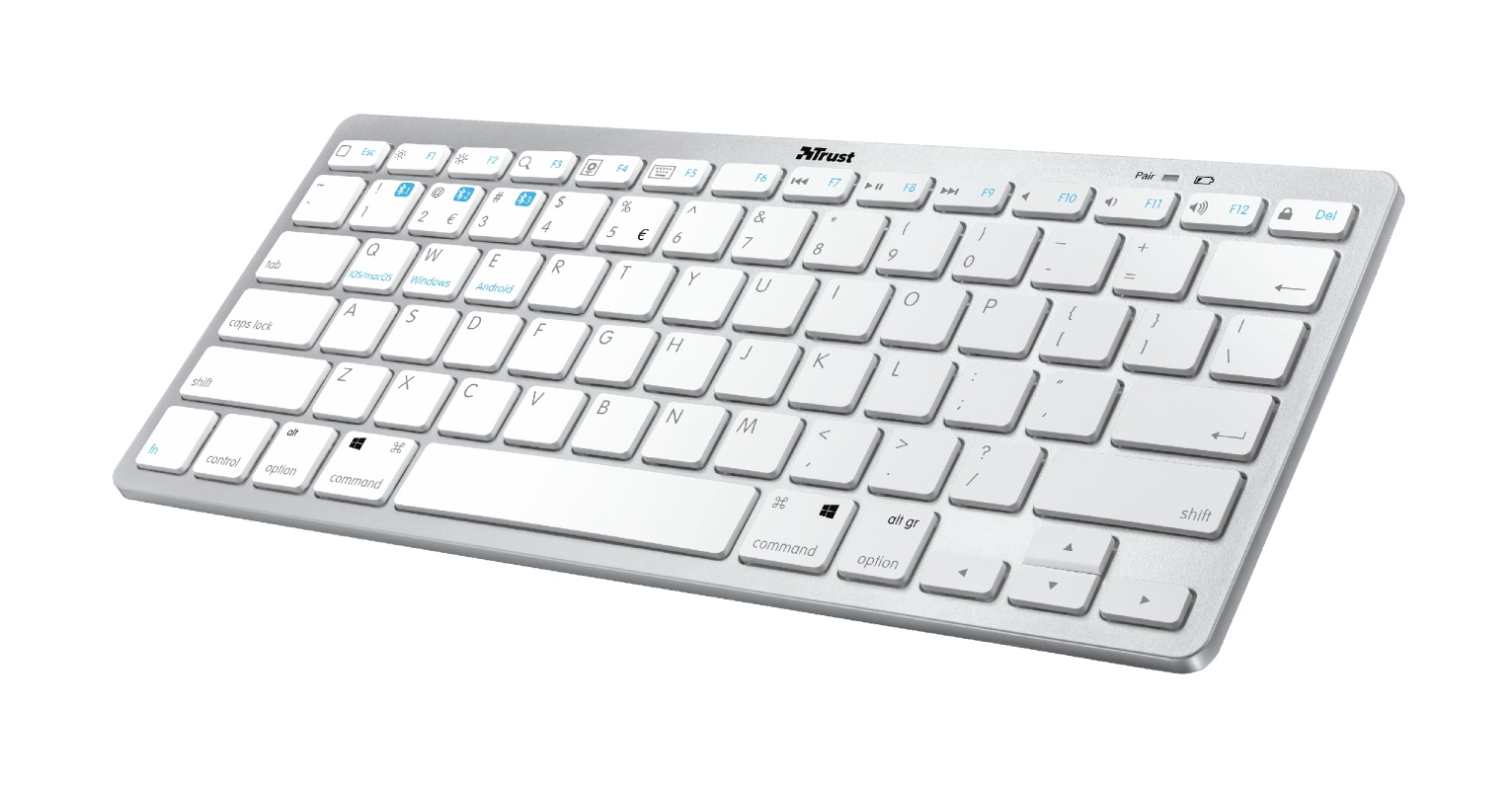 TRUST NADO BLUETOOTH KEYBOARD US