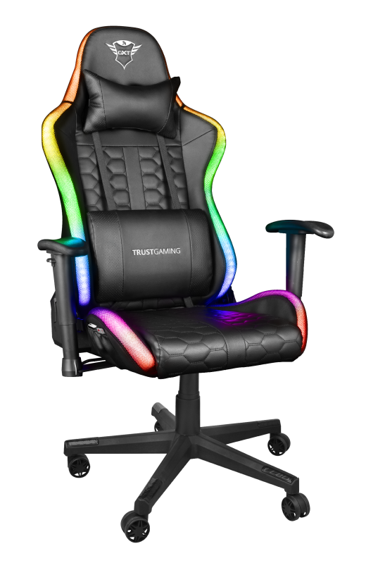 TRUST GXT716 RIZZA RGB LED CHAIR