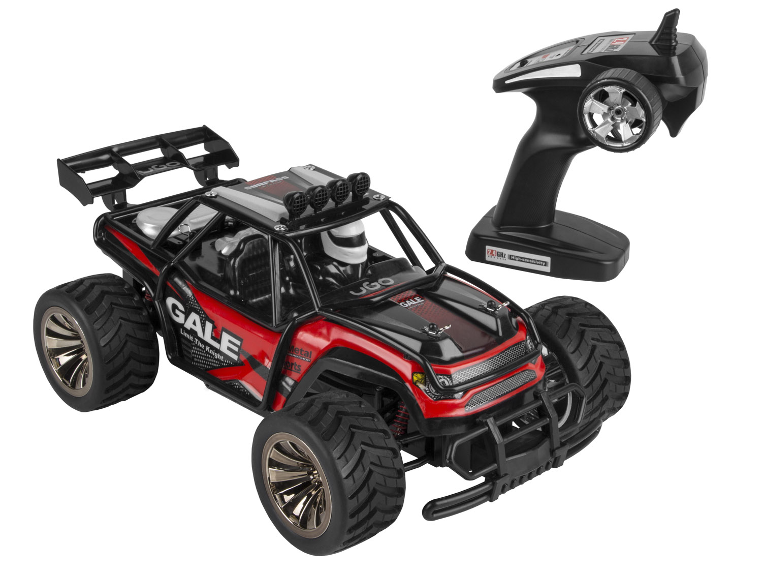 RC model UGO Buggy 1:16 25 km/h