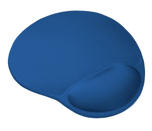 podložka TRUST BigFoot Gel Mouse Pad - blue