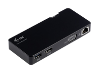 U3TRAVELDOCK i-tec USB 3.0 Travel Docking Station HDMI or VGA