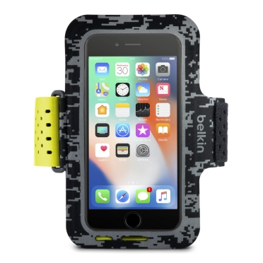 BELKIN Sport Fit Pro Armband for iPhone 6, iPhone 7 and iPhone 8