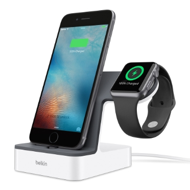BELKIN VALET Charge dock for iPhone & Apple watch