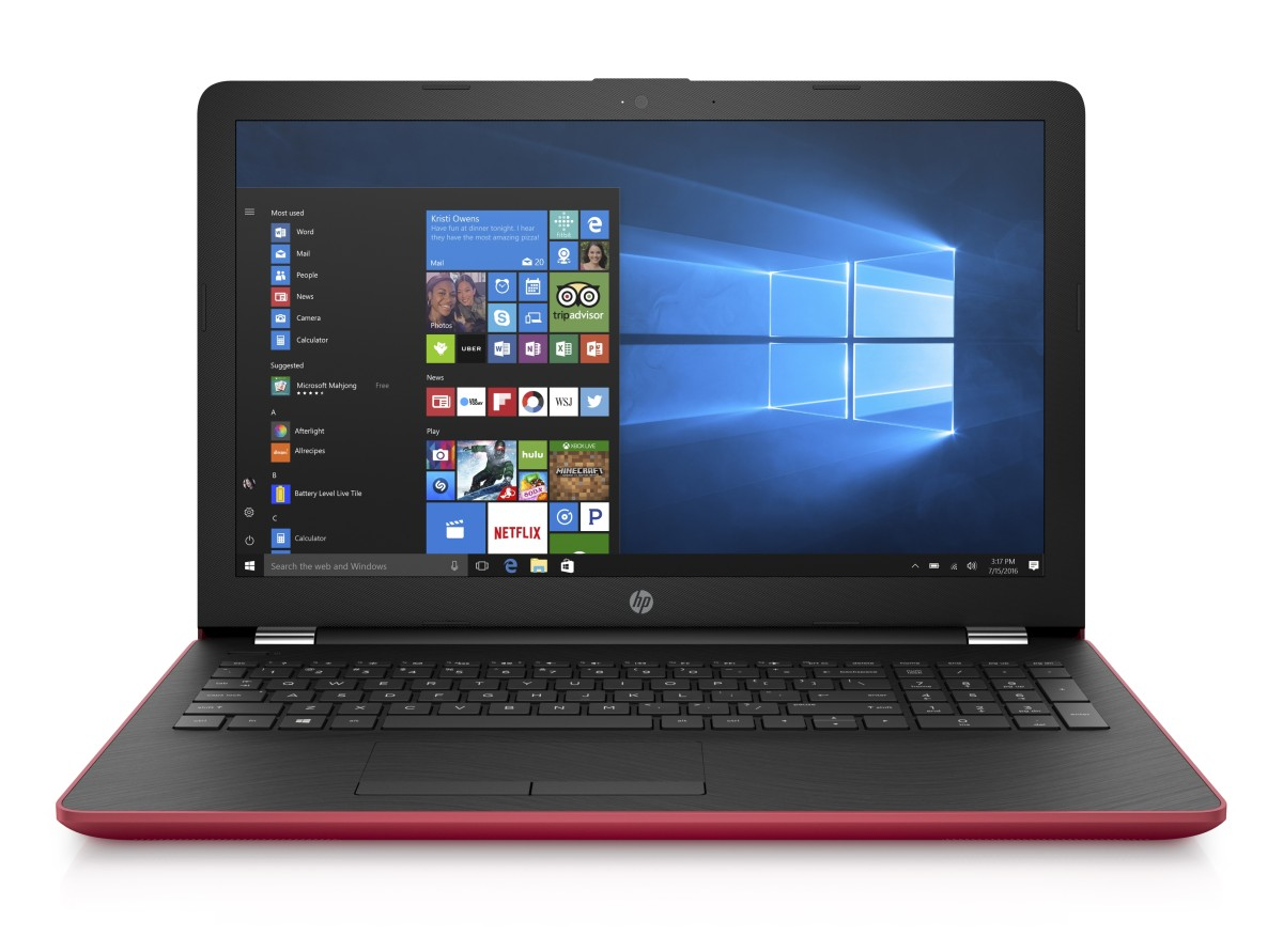 2CN89EA#BCM HP 15-bw050nc HD A6-9220/4GB/128SSD/DVD/2RServis/W10H/ Empress red