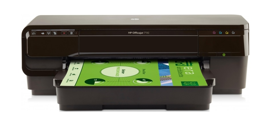 HP Officejet 7110 wide /A3+,15/8ppm,USB,LAN,WLAN
