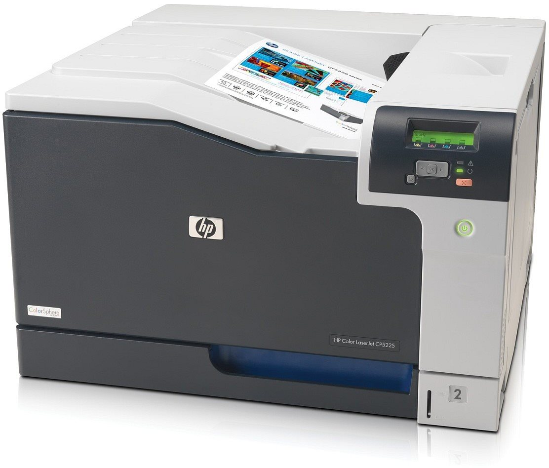 HP Color LaserJet Professional CP5225 /A3,20ppm A4