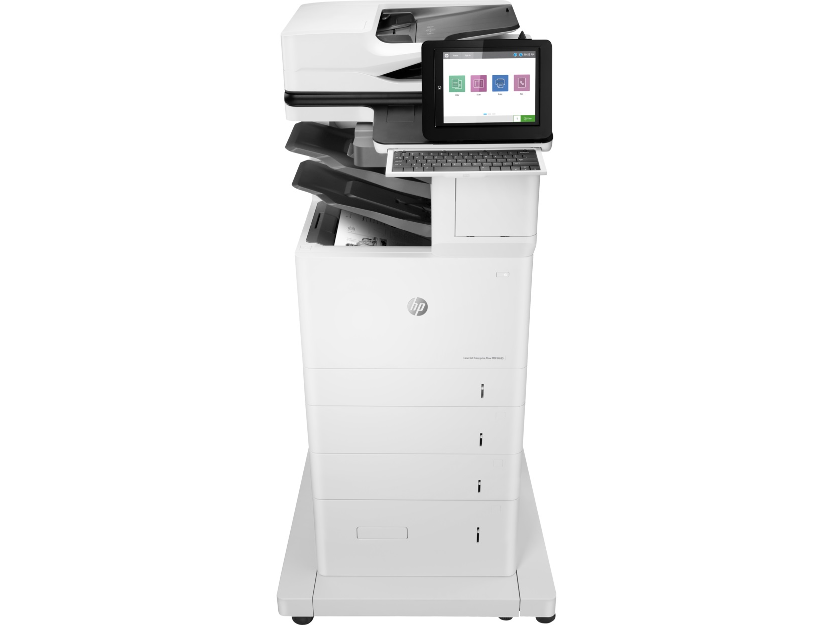 HP LaserJet Enterprise Flow MFP M635z