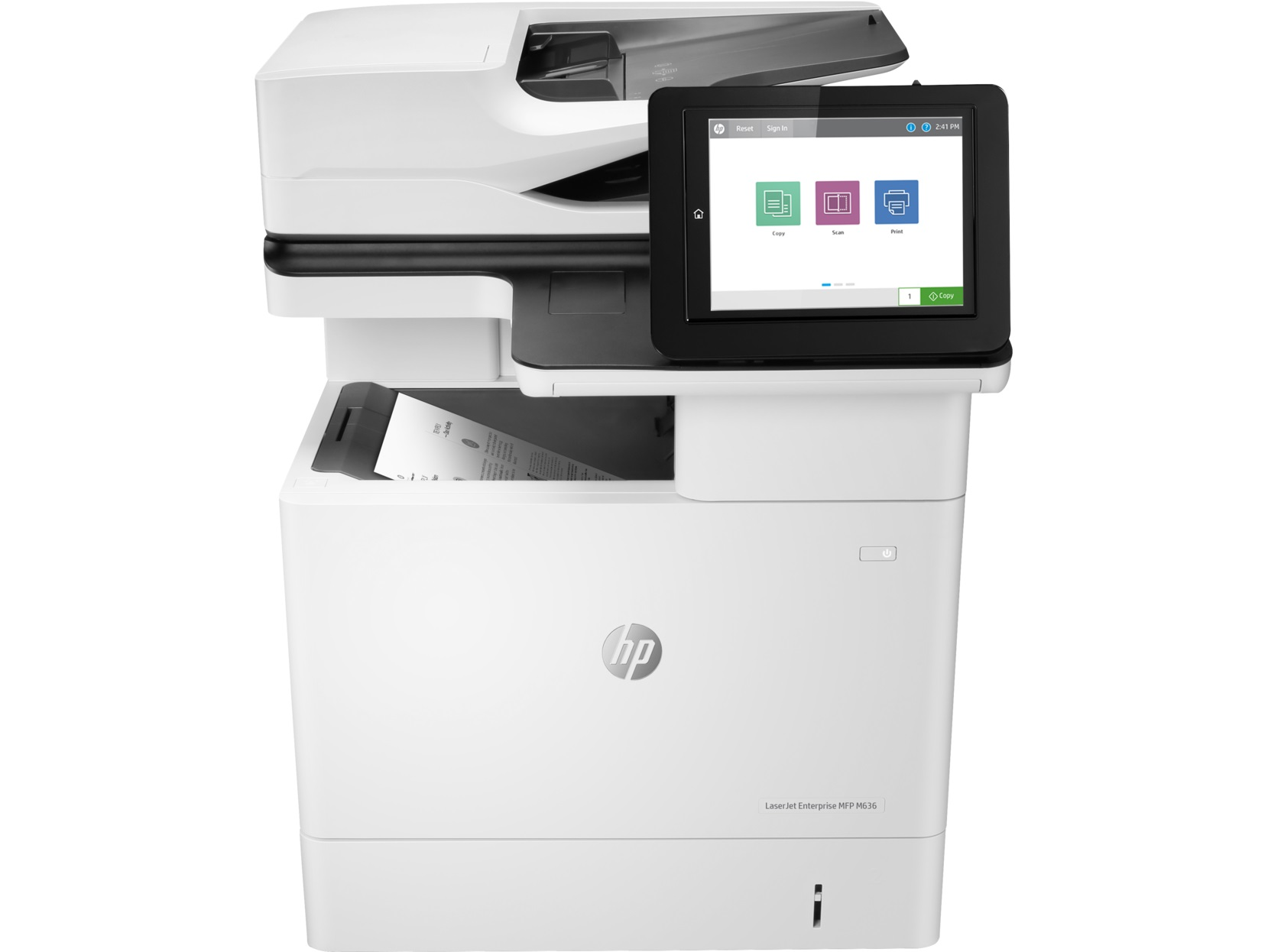 HP LaserJet Enterprise MFP M636fh