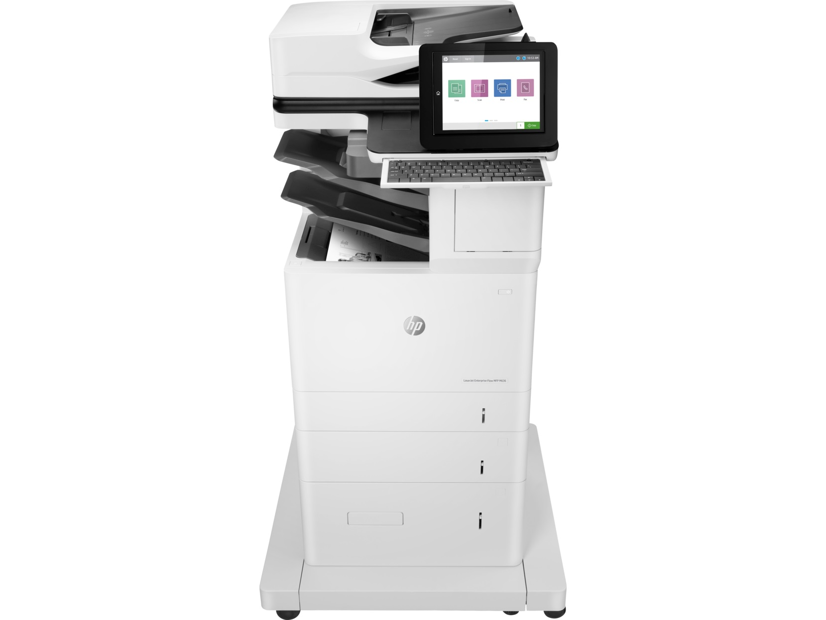 HP LaserJet Enterprise Flow MFP M636z
