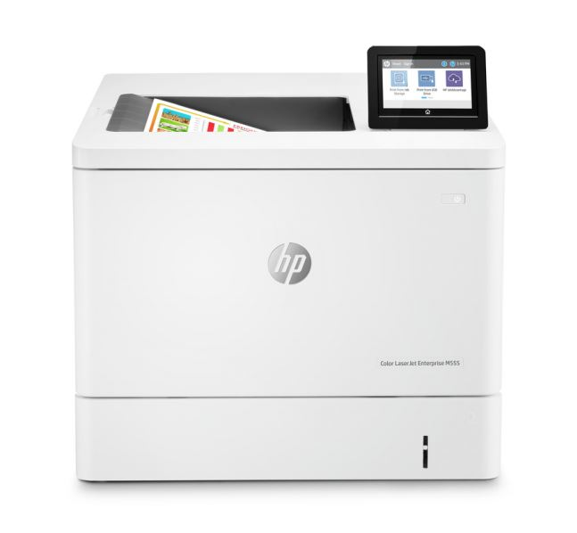 HP Color LaserJet Ent M555dn