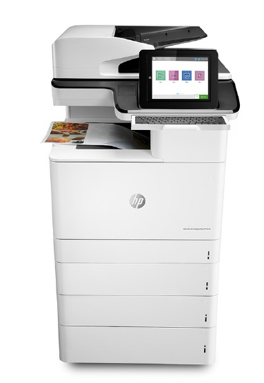 HP Color LaserJet Enterprise Flow MFP 776z