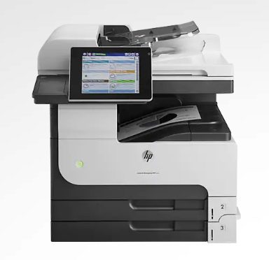 HP LaserJet Managed MFP M725dnm Prntr