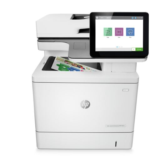 HP Color LaserJet Ent MFP M578dn