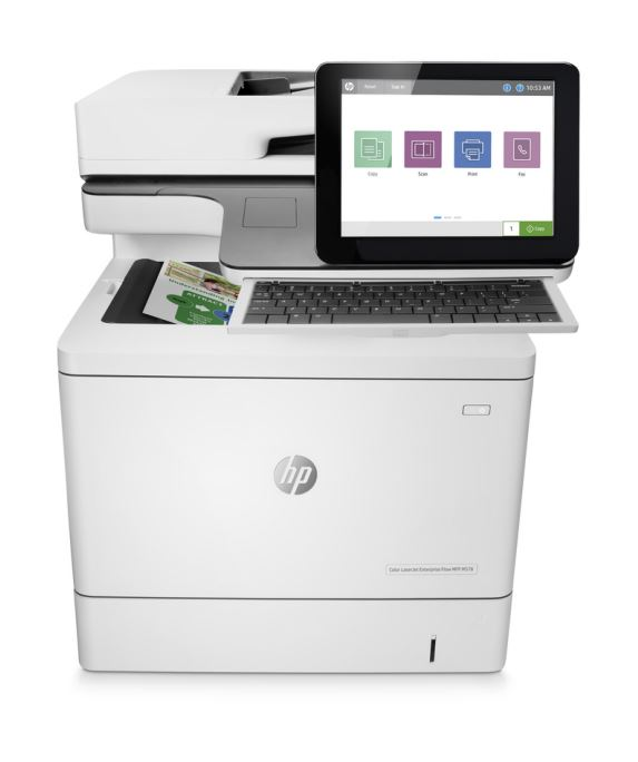 HP Color LaserJet Ent MFP M578c