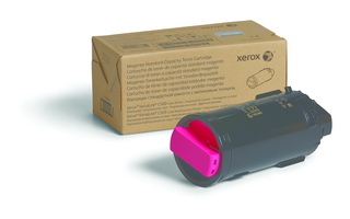 Xerox Magenta Toner Cartridge C600 16,8K