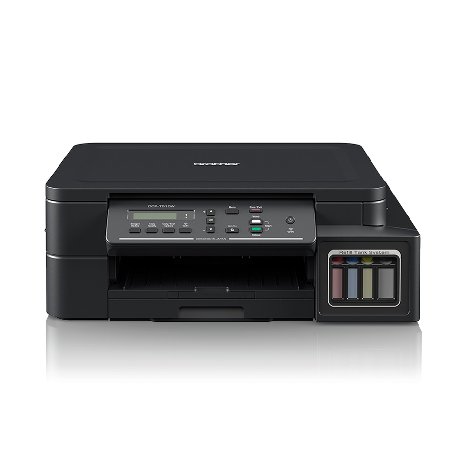 Brother DCP-T510 + Power banka
