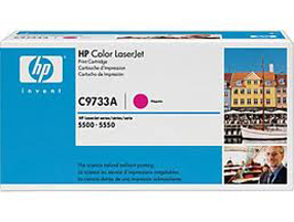 HP 645A - purpurový Contract Toner, C9733AC