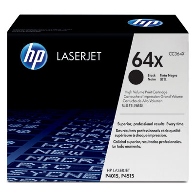 HP 64X - černý Contract Toner, CC364XC