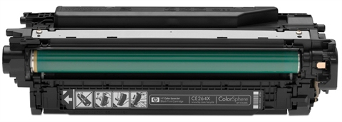 HP 646X - černý Contract Toner, CE264XC