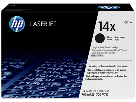 HP 14X - černý Contract Toner, CF214XC