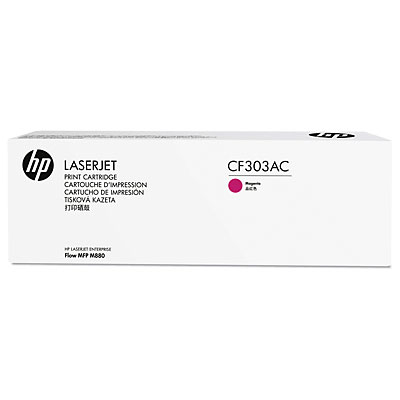 HP 827A - purpurový Contract Toner, CF303AC