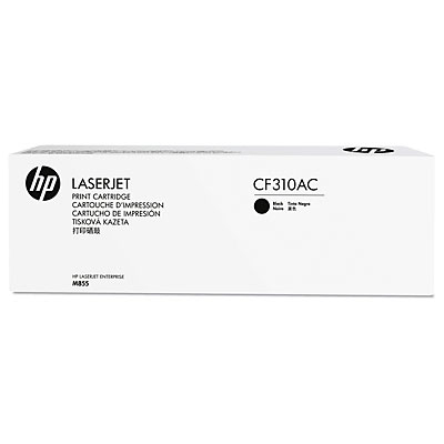 HP 826A - černý Contract Toner, CF310AC