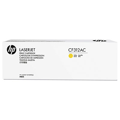HP 826A - žlutý Contract Toner, CF312AC