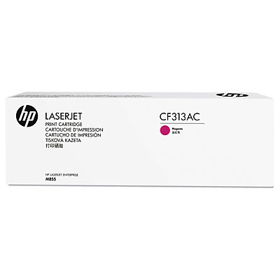 HP 826A - purpurový Contract Toner, CF313AC