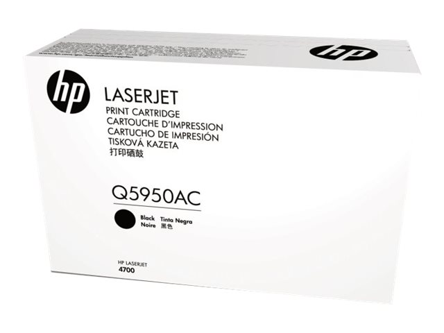 HP černý Contract Toner, Q5950AC