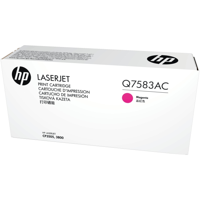 HP purpurový Contract Toner, Q7583AC