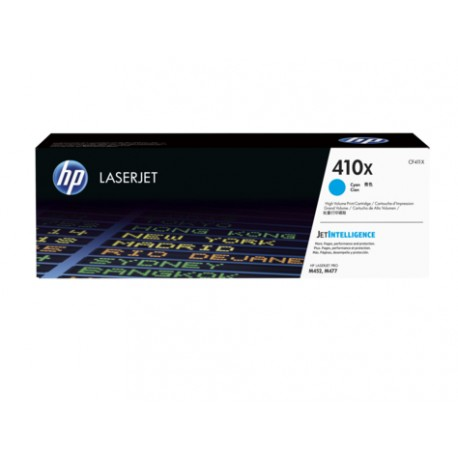 HP 410X - azurový Contract Toner, CF411XC