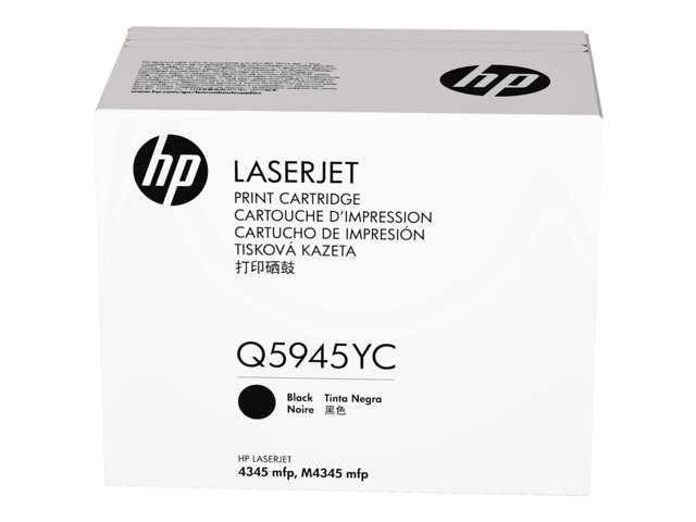 HP černý Contract Toner, Q5945YC