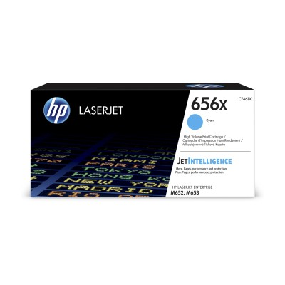 HP High Yield azurový Contract Toner, CF461XC