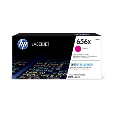 HP High Yield purpurový Contract Toner, CF463XC