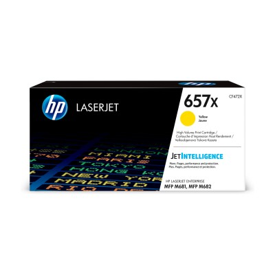 HP High Yield žlutý Contract Toner, CF472XC