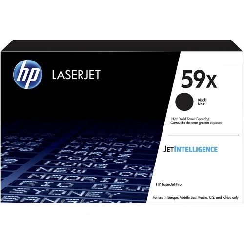 HP 59X Black Contract LaserJet Toner, CF259XC
