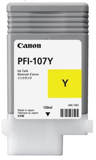 CANON INK PFI-107 YELLOW, iPF670
