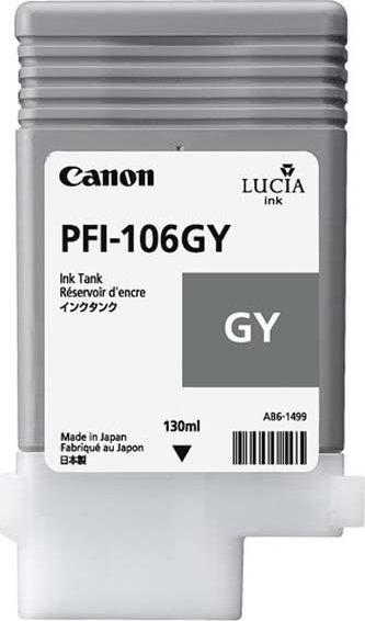 CANON INK PFI-106GY GREY, iPF6300