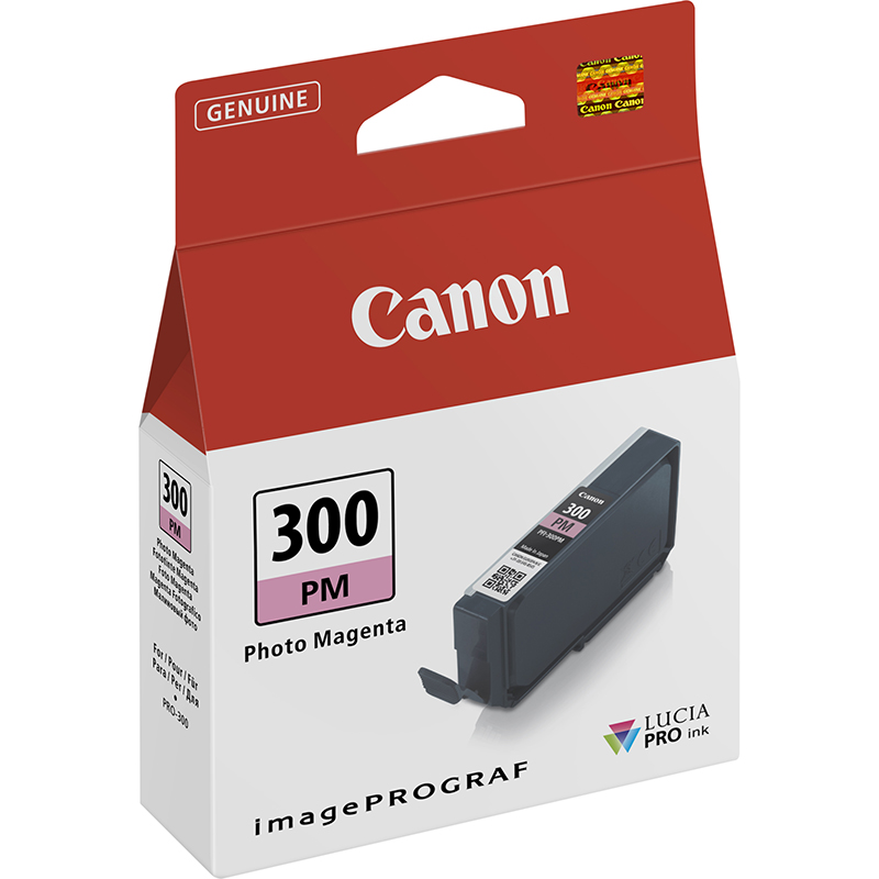 Canon PFI-300 Photo Magenta