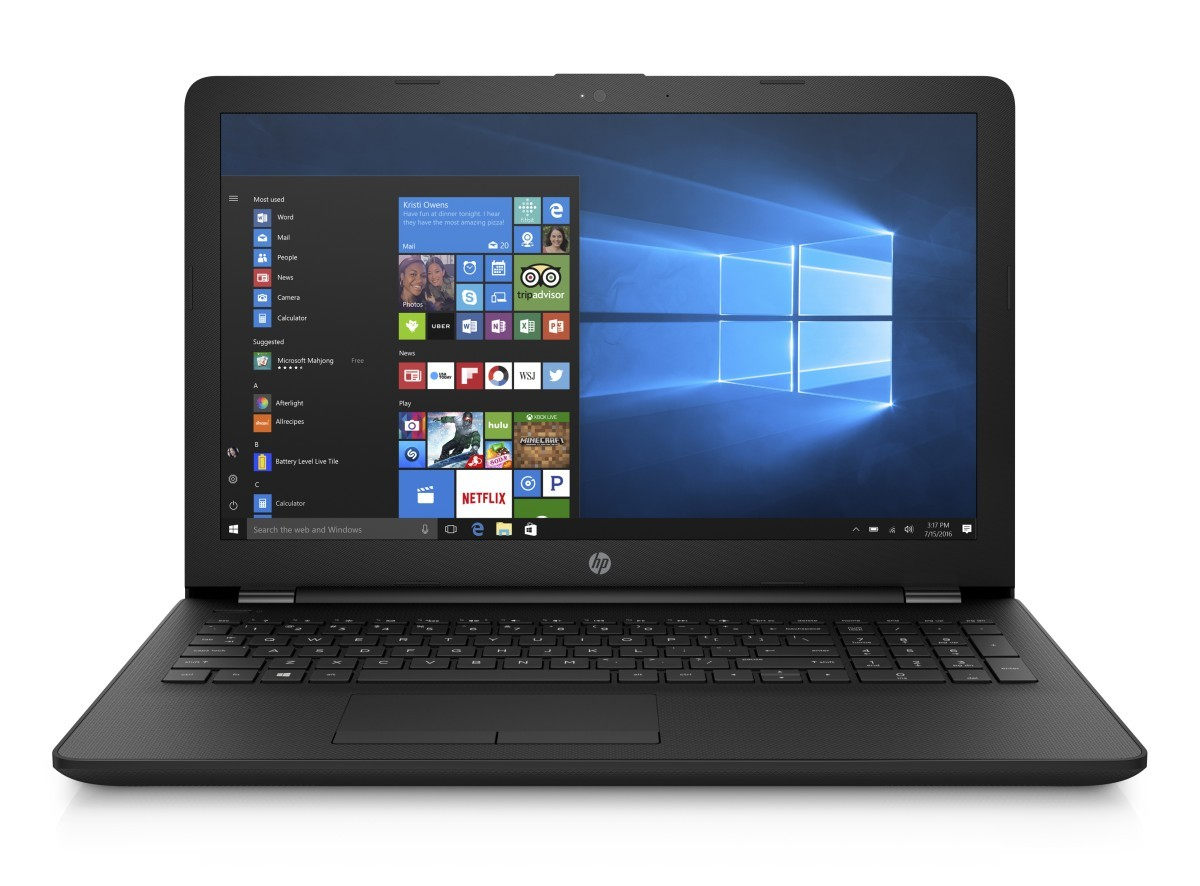 3FY33EA#BCM HP 15-ra042nc N3710/4GB/500GB/DVD/W10-black