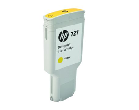 HP no 727 300-ml žlutá ink. kazeta