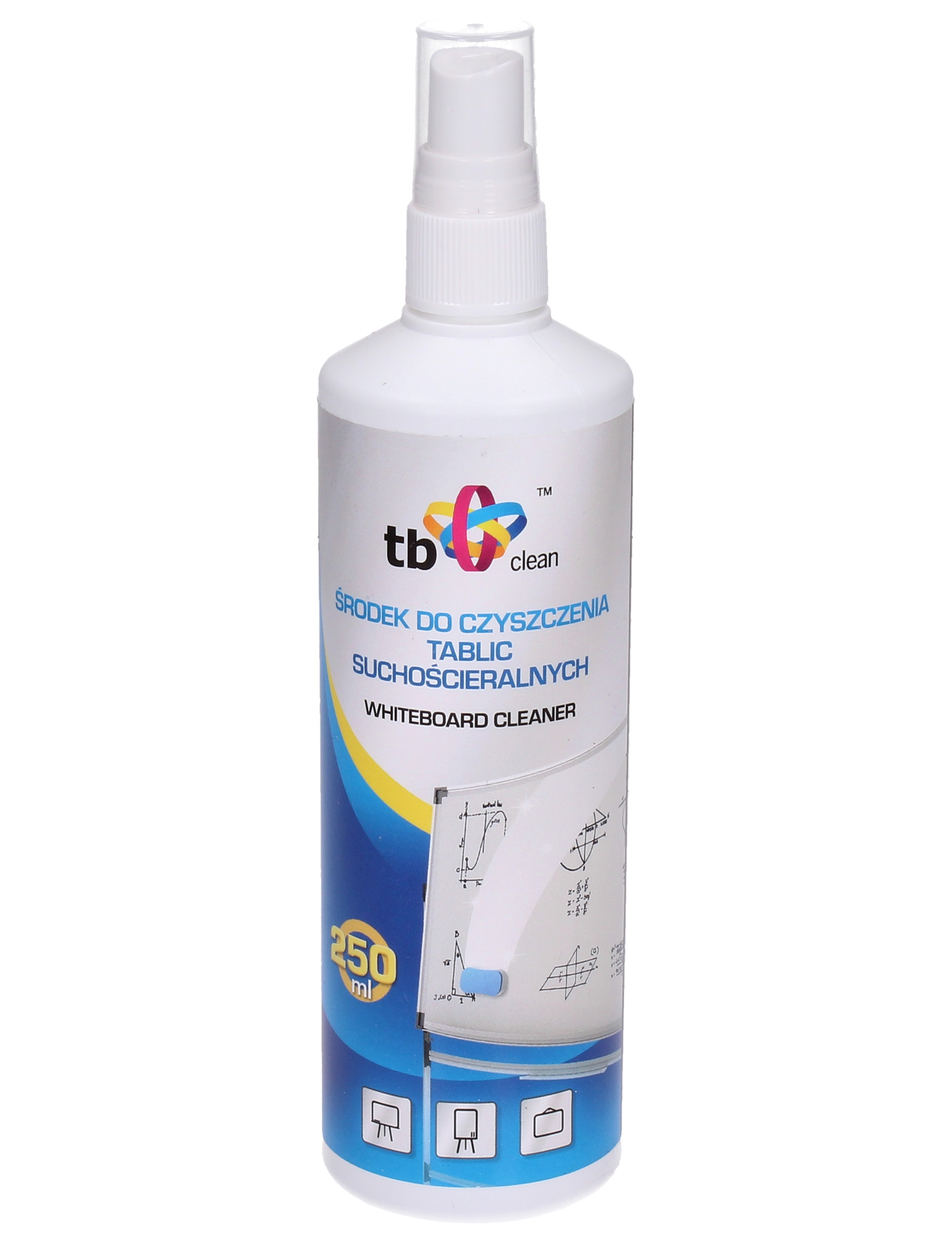 TB Clean Čistič tabulí 250 ml