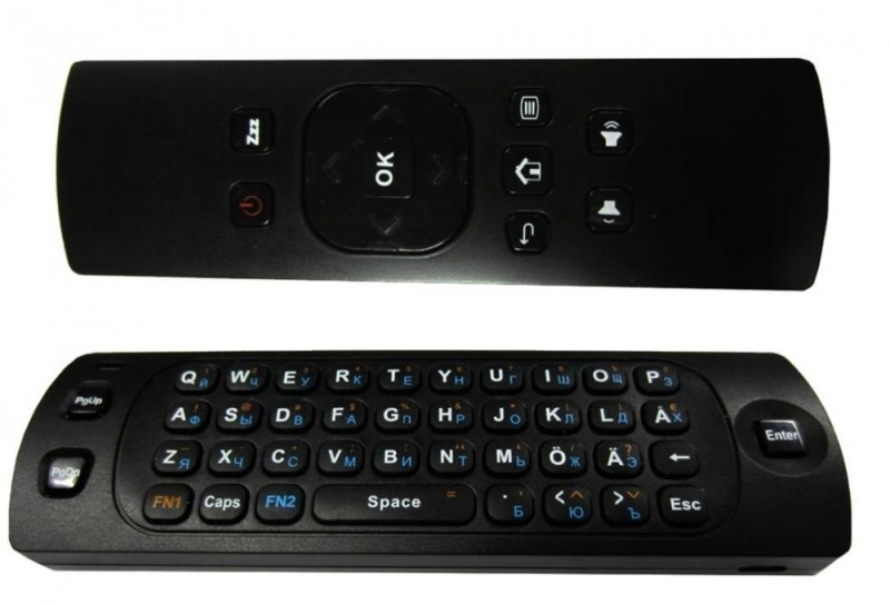 A-link Wireless KB+Airmouse,  opt. for smartTV(D)